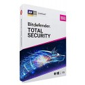 BITDEFENDER TOTAL SECURITY 2019 1 User 1 Year