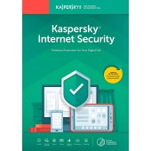 Kaspersky Internet Security 2019 2user, 1year