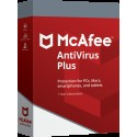 McAfee AntiVirus 3 User, 1 Year