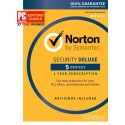 Norton Security Deluxe 5Devices, 1 Year