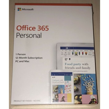 Microsoft 365 Personal 1 Year | PC Download