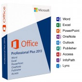 Microsoft Office Professional Plus 2013 1PC/User