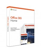 Microsoft Office 365 Home 6 User 1yr License