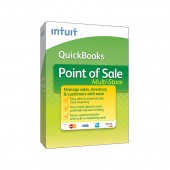 Intuit Quickbooks Point Of Sale 2013 POS 11.0 Multi-Store
