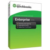 Quickbooks Enterprise 2018 Software 10 User (License+DVD)