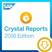 SAP Crystal Reports 2016 250GB Full Version
