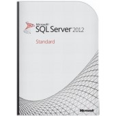 Microsoft SQL Server 2012 Standard Edition (Software)