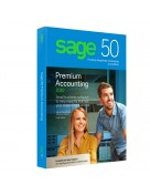 Sage Software Sage 50 Premium Accounting 2020 5User
