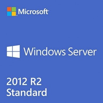 Microsoft Windows Server 2012 R2 Standard OEM (2 CPU)