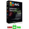 AVG INTERNET SECURITY 2019 1 User, 1 Year
