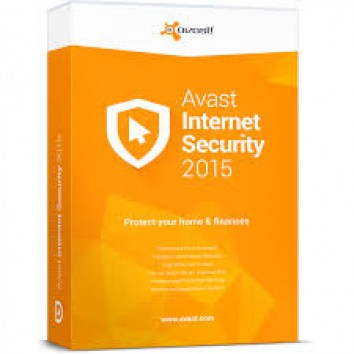 AVAST! Internet Security 1 User, 1 Year