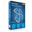 QUICK HEAL INTERNET SECURITY 3 User, 1 Year