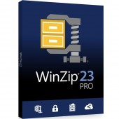 Corel Winzip 24 Pro - File Compression & Decompression